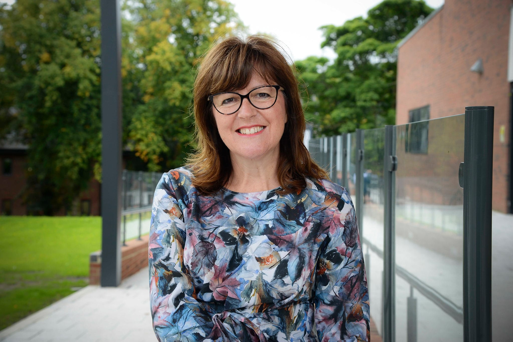 Amanda Melton, Principal awarded CBE