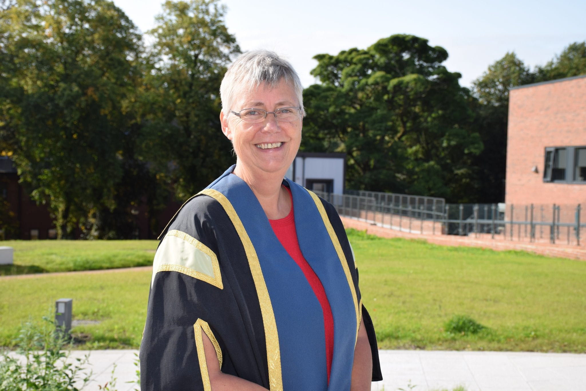 Charlotte Scheffmann, Dean of Higher Education at Nelson and Colne College University Centre